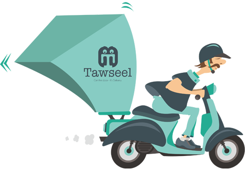 Tawseel : delivery company in UAE | delivery company in